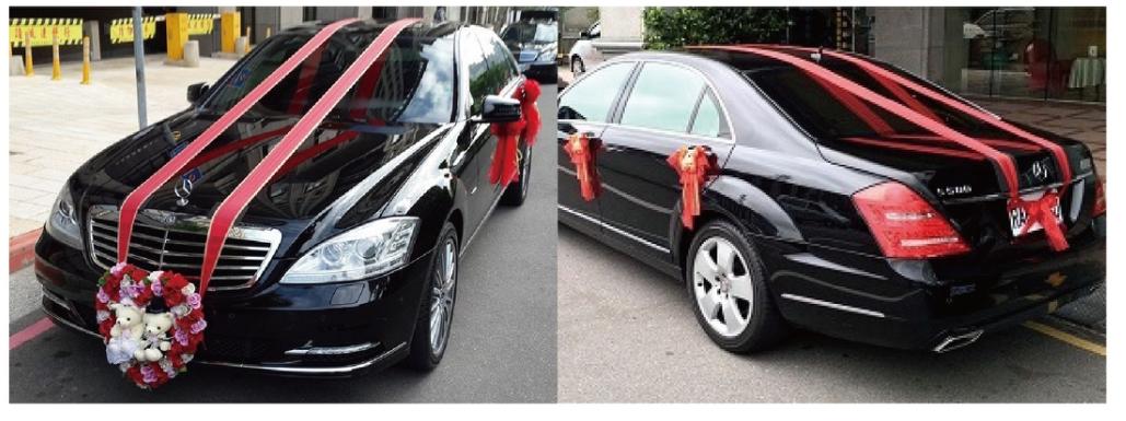 禮車出租推薦-禮車BENS 500