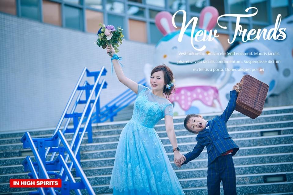 親子照,親子寫真,婚紗照風格,自助婚紗,qjf01