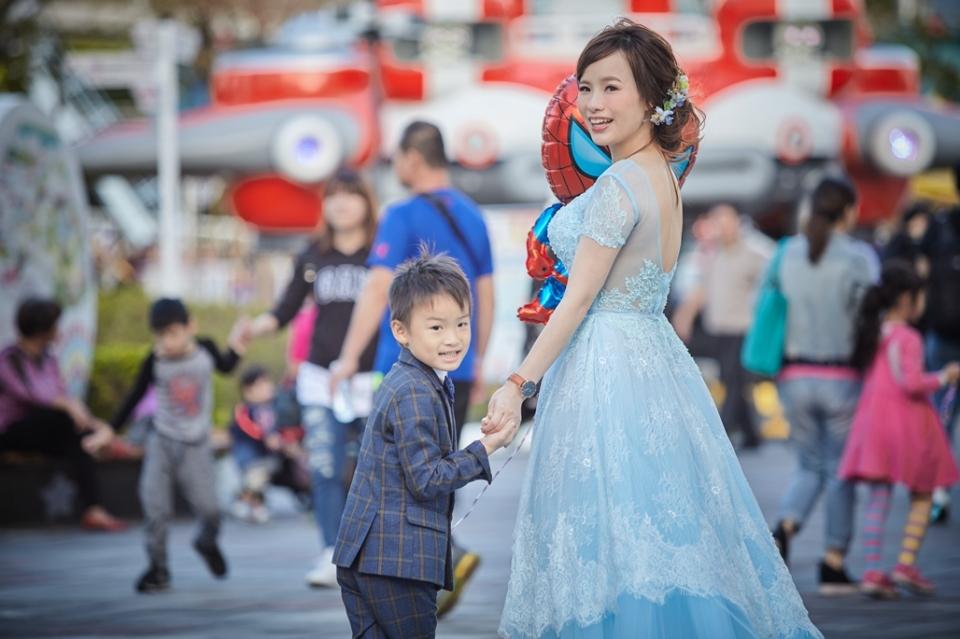 親子照,親子寫真,婚紗照風格,自助婚紗,qjf09