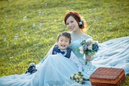 親子照,親子寫真,婚紗照風格,自助婚紗,qjf24