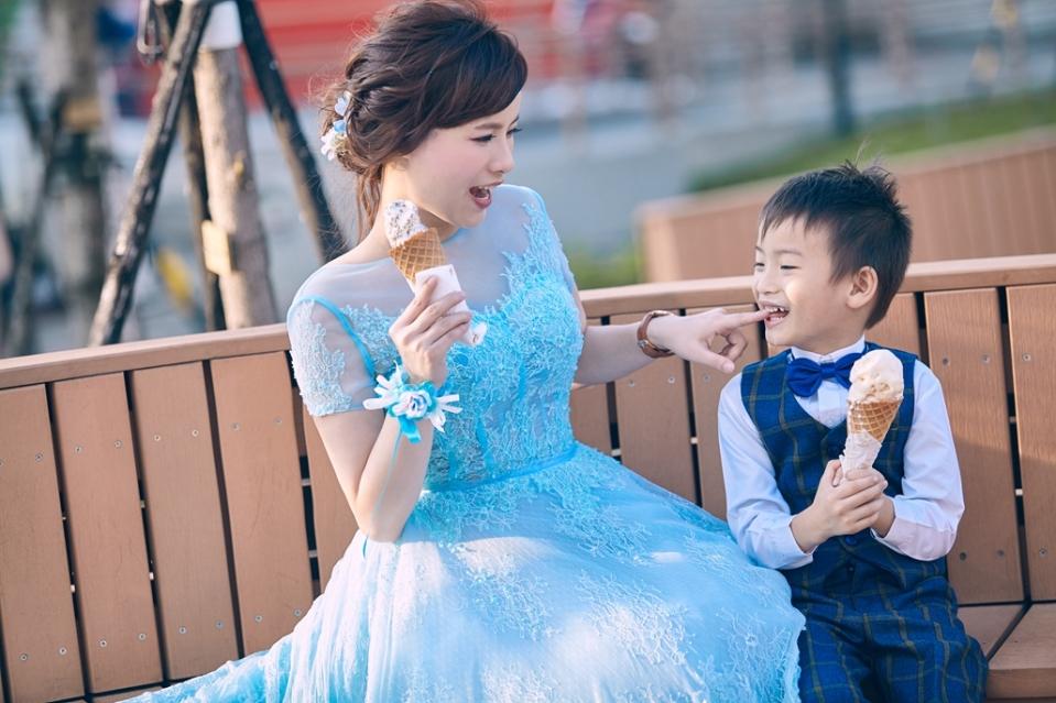 親子照,親子寫真,婚紗照風格,自助婚紗,qjf15