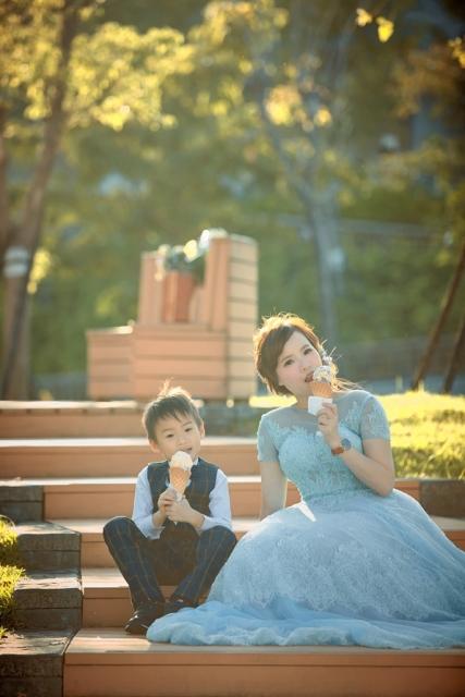 親子照,親子寫真,婚紗照風格,自助婚紗,qjf10