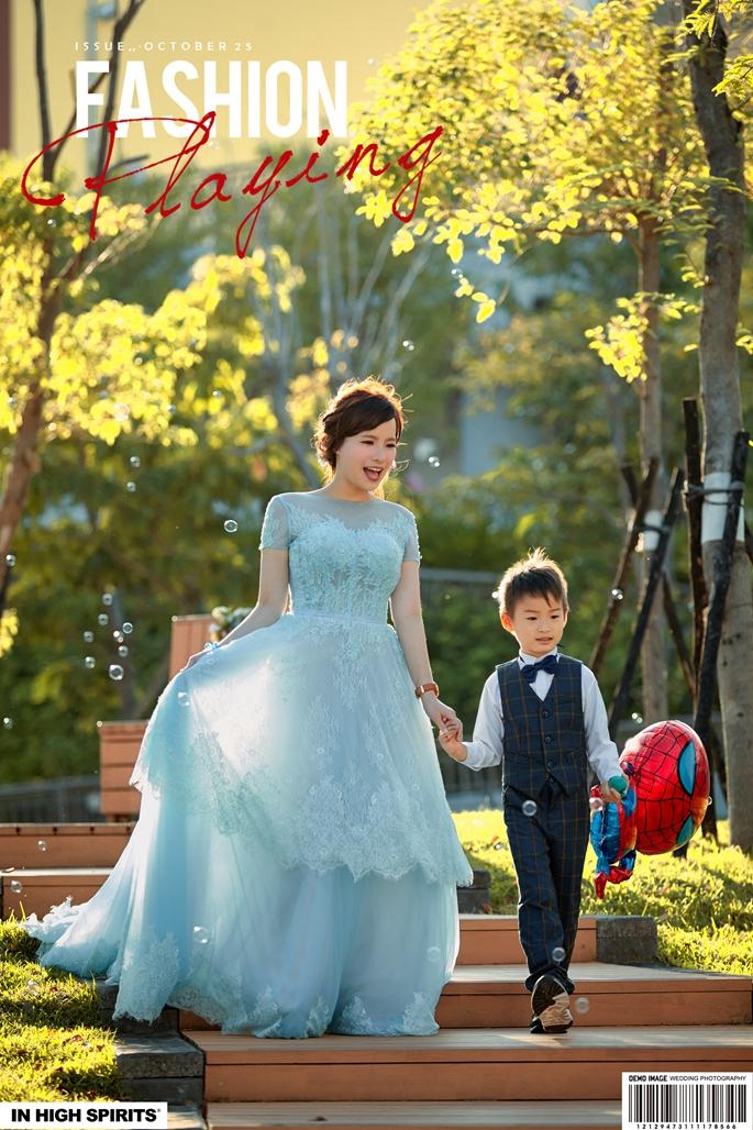 親子照,親子寫真,婚紗照風格,自助婚紗,qjf02