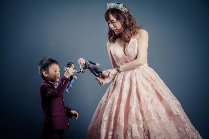 親子照,親子寫真,婚紗照風格,自助婚紗,qjf17