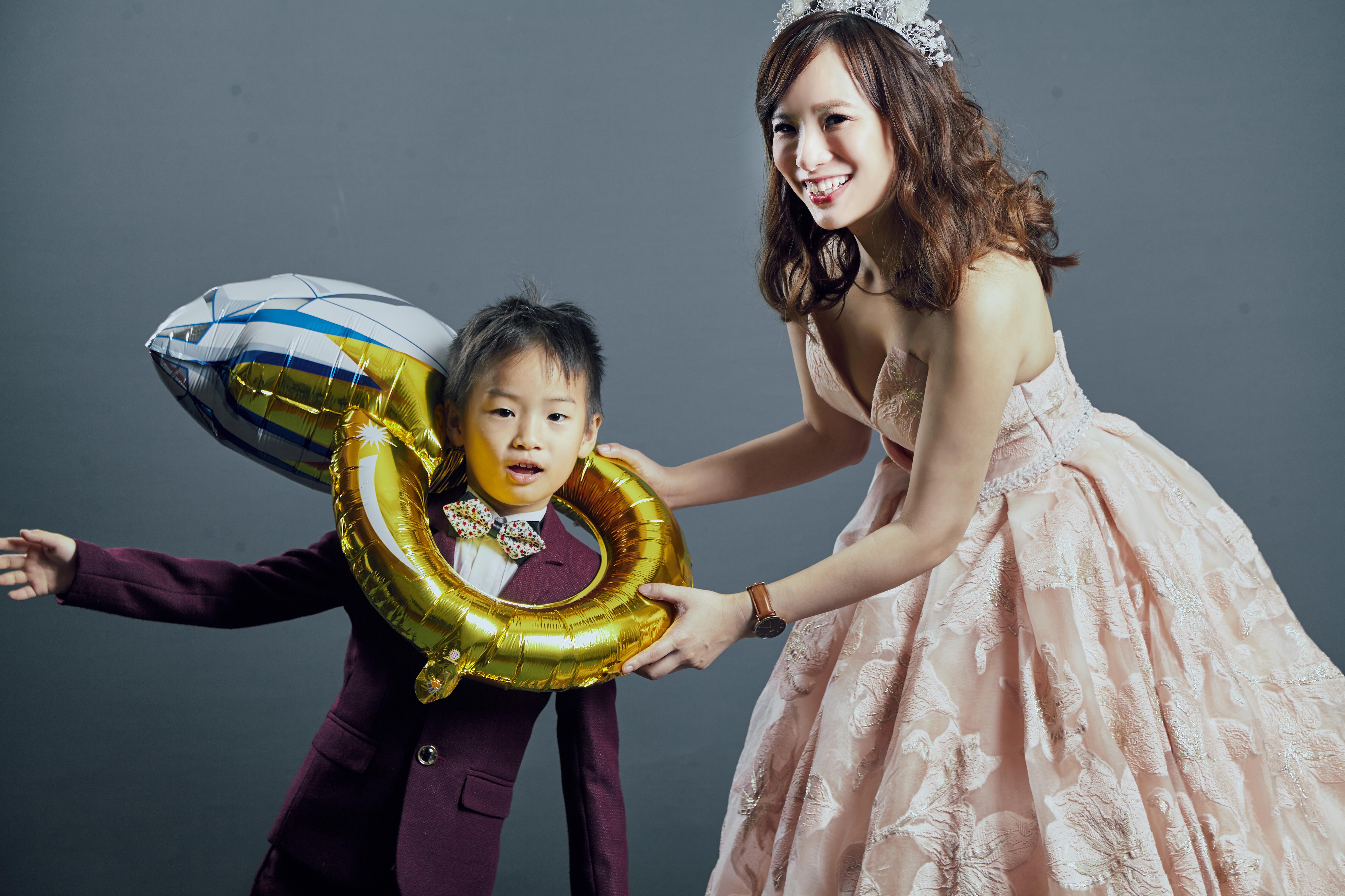 親子照,親子寫真,婚紗照風格,自助婚紗,qjf14