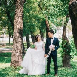 【自助婚紗】新娘必看!8種永遠不退流行的經典婚紗照風格!