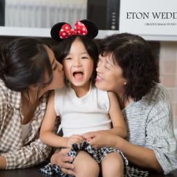 【親子寫真】母女寫真vs親子寫真,拍下三代同堂的美好時刻!
