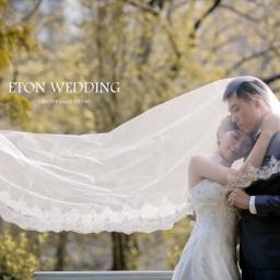 5款森林婚紗照最適合的婚紗顔色一次擁有!