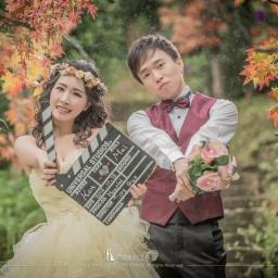 【婚紗攝影】拍婚紗照下雨怎麽辦?六種技巧拍出最美麗的雨景婚紗照