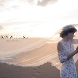 【婚紗攝影】成為性感新娘的四大關鍵— 每個女孩都必須擁有的透膚婚紗