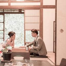 【自助婚紗】北部七大日式建築獨家公開,輕鬆拍出日式婚紗照