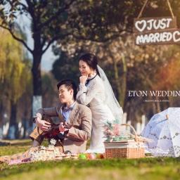 【自助婚紗】2019年最韓的新娘造型,就是要有「韓式低馬尾」!