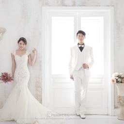 【自助婚紗】婚紗照姿勢大全,拍出清新自然風婚紗照一次上手!