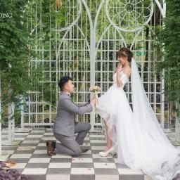 【自助婚紗】婚紗趨勢:短版禮服最佳取景地點&婚紗照拍攝小秘訣