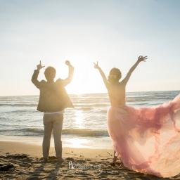 【自助婚紗】南部最好拍婚紗照景點,「墾丁」讓妳一次拍完草原海景