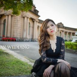【自助婚紗】四種妳一定要知道的V領婚紗色系,讓妳輕鬆駕馭V領婚紗款式!
