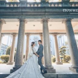 【自助婚紗】歐式建築婚紗照怎麼穿?網友一致推薦的歐式建築景點