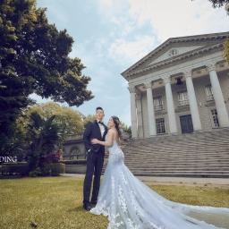 【自助婚紗】新人親身推薦: 最好拍的6大台北婚紗照景點