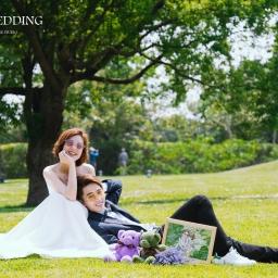 【自助婚紗】歐美婚紗照怎麼拍? 「墨鏡」婚紗照穿搭穿出最新潮流!