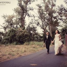 【自助婚紗】讓我們穿越時空,復古、文青風婚紗照這樣拍!