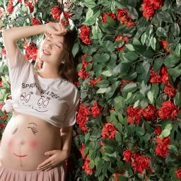 【孕婦寫真】給自己一份特別的禮物,拍下最甜美的孕婦寫真!