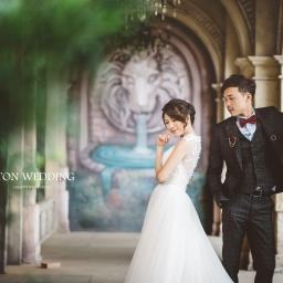 【自助婚紗】陰天婚紗景點這樣選,保證婚紗照浪漫又唯美!