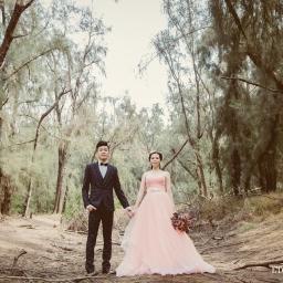 【自助婚紗】最精華的台南婚紗照景點,讓妳輕鬆拍出百變婚紗風格!