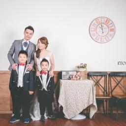 【全家福照】用親子寫真紀錄永恆,用影像記錄下孩們的成長過程!