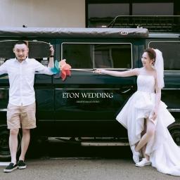 【自助婚紗】2020年流行的飄逸婚紗款式vs拍攝技巧圖解