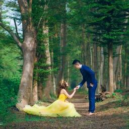 這五個婚紗照景點最搭!超受歡迎的油畫風婚紗照怎麼拍?【婚紗攝影】